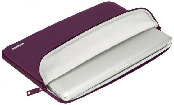 "все цены на  Чехол для ноутбука MacBook Air 11"" Incase ""Classic Sleeve"" неопрен фиолетовый INMB10070-ABG  онлайн"