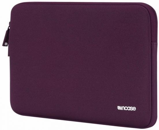 """Чехол для ноутбука 12"""" Incase Classic Sleeve неопрен фиолетовый INMB10071-ABG чехол incase cl60640"""