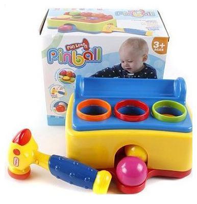 Развивающая игрушка Shantou Gepai Меткий молоточек  395