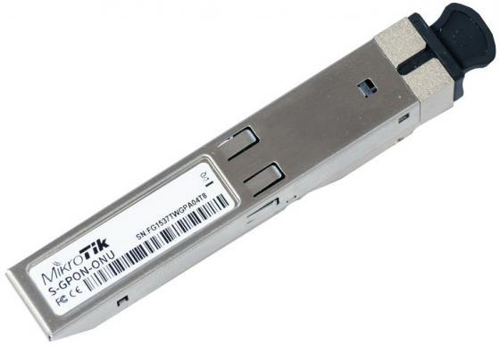 Модуль Mikrotik S-GPON ONU SFPONU