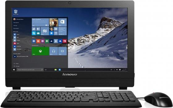 "Моноблок 19.5"" Lenovo S200z 1600 x 900 Intel Celeron-J3060 4Gb 500 Gb Intel HD Graphics 400 DOS черный 10HA0011RU"