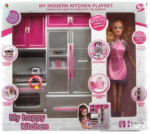 Игровой набор Shantou Gepai Моя новая кухня 7922-1 игра shantou gepai моя новая кухня 66037 2