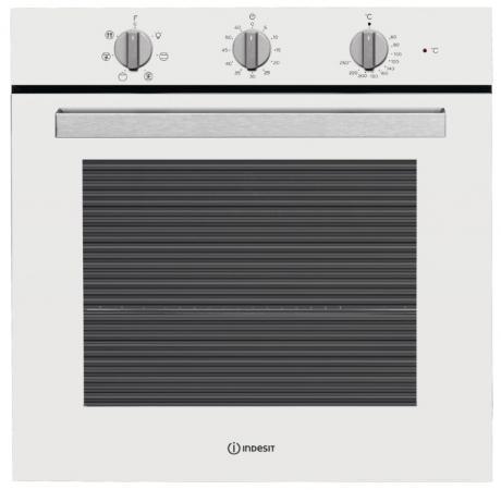 Электрический шкаф Indesit IFW 6530 WH белый электрический духовой шкаф indesit ifw 6530 wh white