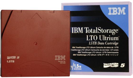 цены Ленточный носитель Imation/IBM Ultrium LTO5 Tape Cartridge - 1.5TB with Label 46X1290L