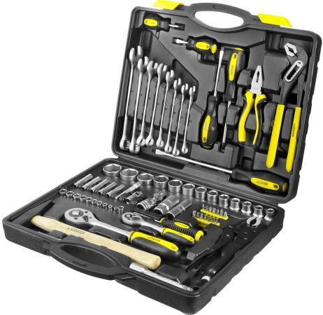 Набор инструментов Stayer 27760-H72 72 предмета