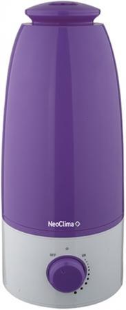 Увлажнитель воздуха NEOCLIMA NHL-250L фиолетовый neoclima nhl 500 vs white увлажнитель воздуха