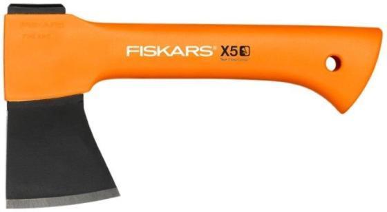 Топор Fiskars X5-XXS 121123 480гр топор универсальный fiskars x5 xxs нож точилка 1025441