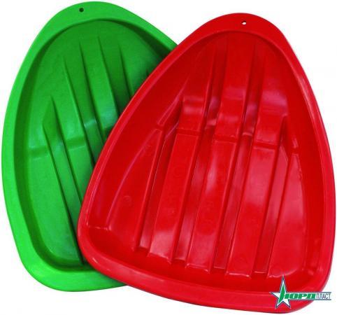 Санки-ледянка Нордпласт 106109 пластик в ассортименте 14 спортивные товары нордпласт детские салазки желтый