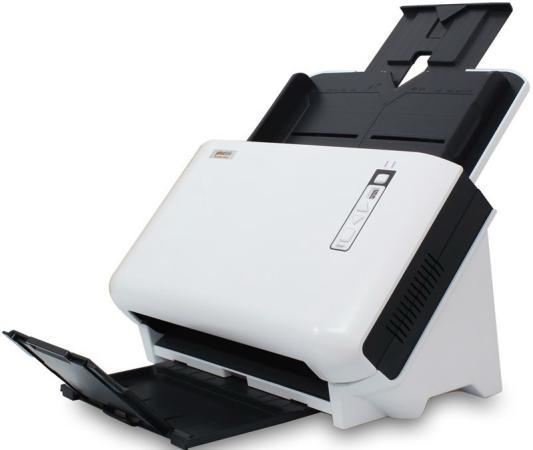 все цены на Сканер Plustek SmartOffice SC8016U протяжный А3 600x600 dpi CCD 80ppm USB 0243TS онлайн