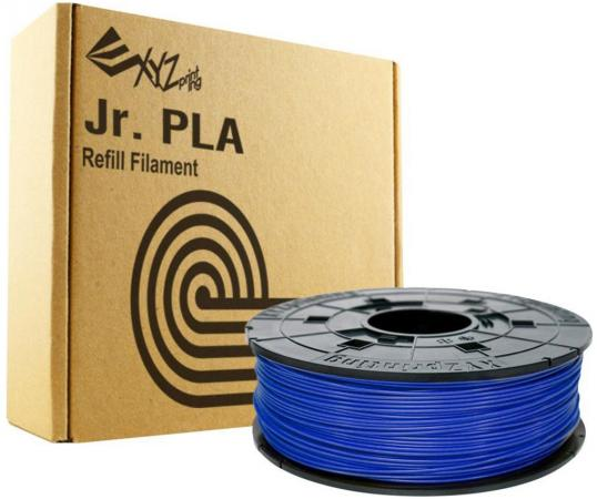 Пластик для принтера 3D XYZ PLA для Junior синий 1.75 мм/600гр RFPLCXEU0DB RFPLC-FPM-PGB-TH-679-0217 пластик для принтера 3d xyz pla для junior синий 1 75 мм 600гр rfplcxeu0db rfplc fpm pgb th 679 0217