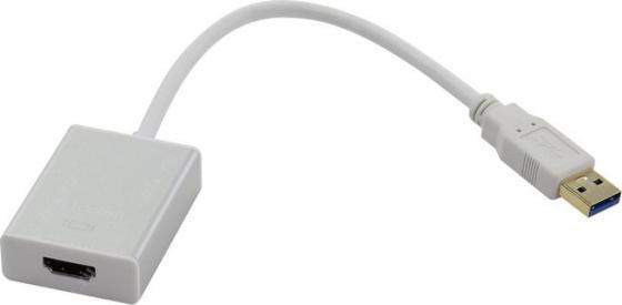 Купить Переходник USB3.0-HDMI Telecom TA700, VCOM Telecom