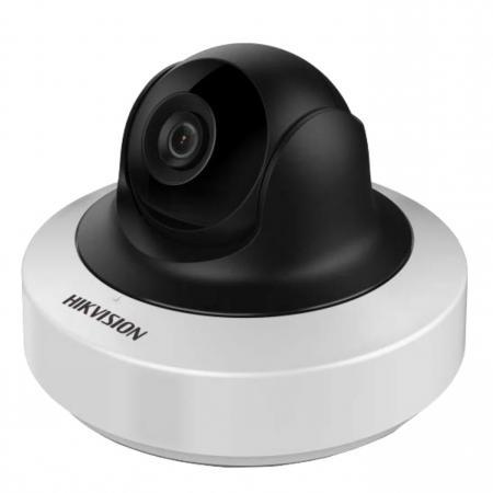 Камера IP Hikvision DS-2CD2F42FWD-IWS CMOS 1/3'' 2688 x 1520 H.264 MJPEG RJ-45 LAN Wi-Fi PoE белый черный видеокамера ip hikvision ds 2cd2f42fwd iws 4 мм белый