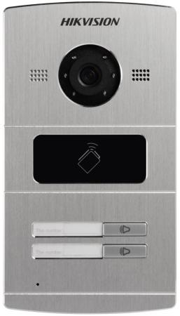Видеопанель Hikvision DS-KV8202-IM вызывная панель hikvision ds kv8202 im