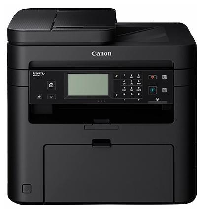 все цены на МФУ Canon i-SENSYS MF237w ч/б A4 23ppm 1200x1200 Ethernet Wi-Fi USB 1418C121/1418С122 онлайн