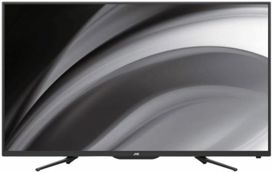Телевизор 32 JVC LT-32M550 черный 1366x768 50 Гц Smart TV телевизор жк jvc lt 32m585w 32 smart tv белый