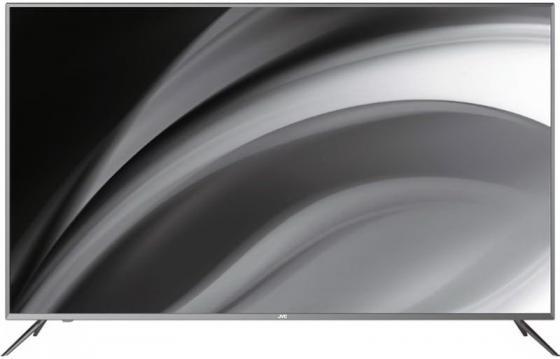 Телевизор 43 JVC LT43M650 черный 1920x1080 50 Гц Smart TV Wi-Fi RJ-45 jvc jvc rx900 привет fi hi fi наушники монитор черный