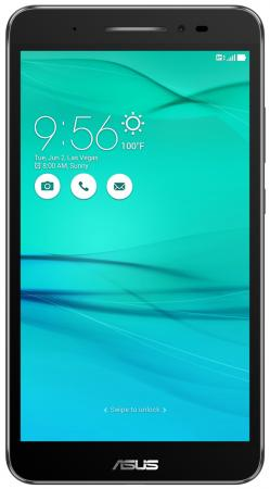Смартфон ASUS ZenFone Go ZB690KG серый 6.9 8 Гб Wi-Fi GPS 3G 90AL0013-M00240 смартфон asus zenfone live zb501kl золотистый 5 32 гб lte wi fi gps 3g 90ak0072 m00140