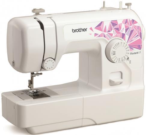 Швейная машина Brother ModerN 17 белый цена 2017