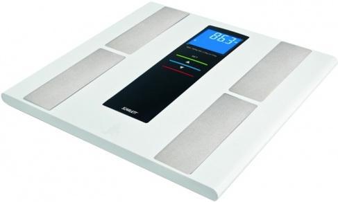 Весы напольные Scarlett SC219 белый весы напольные scarlett sc bsd33e894