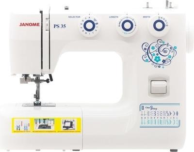 Швейная машина Janome PS-35 белый цена