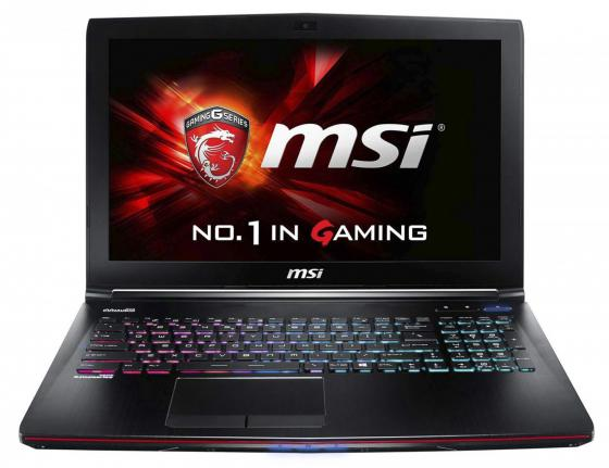 Ноутбук MSI GE62 7RE-033RU Apache Pro 15.6 1920x1080 Intel Core i7-7700HQ 1 Tb 128 Gb 8Gb nVidia GeForce GTX 1050Ti 4096 Мб черный Windows 10 9S7-16J932-033 ноутбук msi gs43vr 7re 094ru phantom pro 14 1920x1080 intel core i5 7300hq 1 tb 128 gb 16gb nvidia geforce gtx 1060 6144 мб черный windows 10 home 9s7 14a332 094
