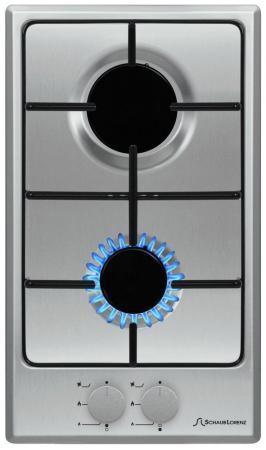 Варочная панель газовая Schaub Lorenz SLK GE3010 серебристый