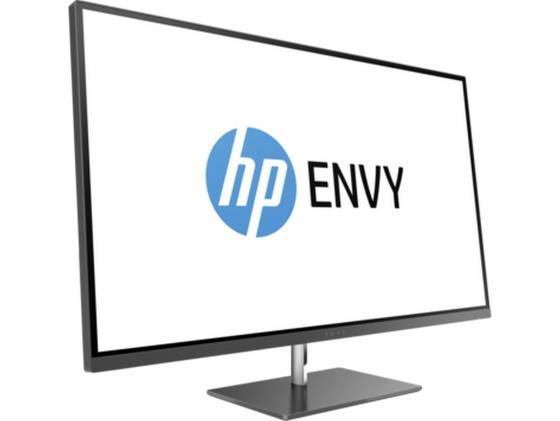 """Монитор 27"""" HP ENVY 27s черный IPS 3840x2160 350 cd/m^2 5 ms DisplayPort HDMI Y6K73AA монитор hp envy 34 w3t65aa"""