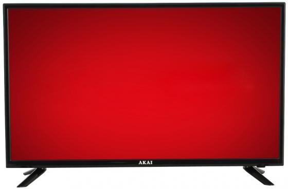 "Телевизор 32"" Akai LEA-32B49P черный 1366x768 HDMI VGA"