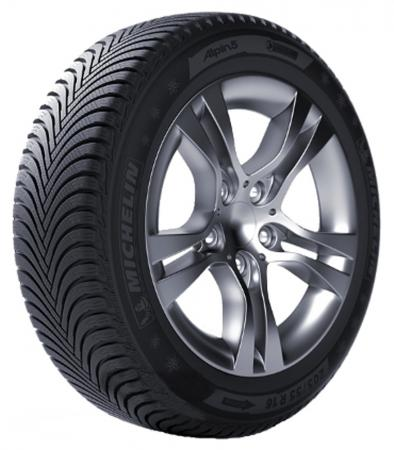 Шина Michelin Alpin 5 215/60 R17 100H XL насос универсальный x alpin sks 10035 пластик серебристый 0 10035