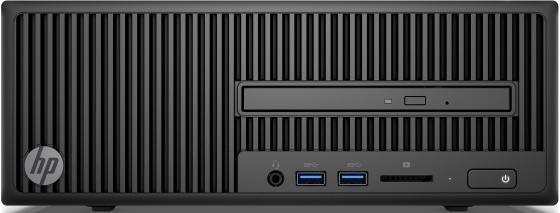 Системный блок HP 280 G2 SFF i5-6500 4Gb 500Gb DVD-RW DOS клавиатура мышь черный Y5Q32EA системный блок hp 280 g2 mt i3 6100 3 7ghz 4gb 1tb dvd rw win10pro клавиатура мышь черный w4a48es