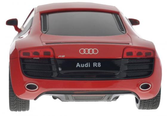 Автомобиль Welly Audi R8 V10 1:24 красный блуза sack s sack s mp002xw1akuy