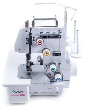 Оверлок VLK Napoli 2900 белый швейная машина vlk napoli 2800 белый