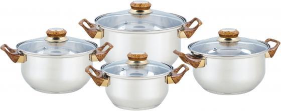 Набор посуды Bekker Classic BK-4604 8 предметов набор посуды bekker bk 3618