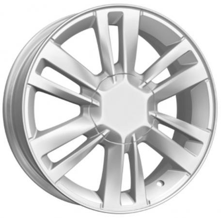 Диск K&K Lada Vesta (КС678) 6xR16 4x100 мм ET50 Silver 67976