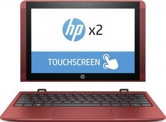 планшет hp pavilion x2 32gb 10 n105ur v0y94ea Ноутбук HP Pavilion x2 10-p001ur 10.1 1280x800 Intel Atom-x5-Z8350 32 Gb 2Gb Intel HD Graphics 400 красный Windows 10 Y5V03EA