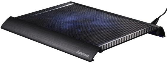 Подставка для ноутбука Hama Business 00053061 охлаждающая черный подставка для ноутбука hama h 53064 охлаждающая серебристый