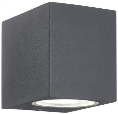 Уличный настенный светильник Ideal Lux Up AP1 Antracite ideal lux уличный настенный светильник ideal lux rex 1 ap1 antracite