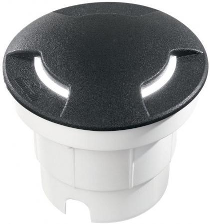 Ландшафтный светодиодный светильник Ideal Lux Cecilia FI1 Big встраиваемый спот точечный светильник ideal lux swing fi1 alluminio 083162