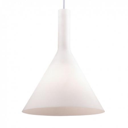 Подвесной светильник Ideal Lux Cocktail SP1 Small Bianco