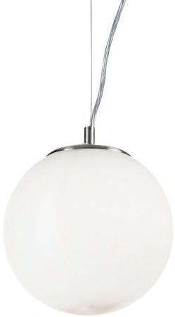 Подвесной светильник Ideal Lux Mapa Bianco SP1 D20