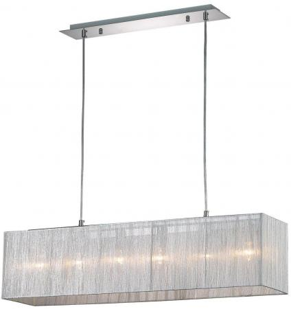 Подвесной светильник Ideal Lux Missouri SB6 подвесной светильник ideal lux missouri sb4 argento