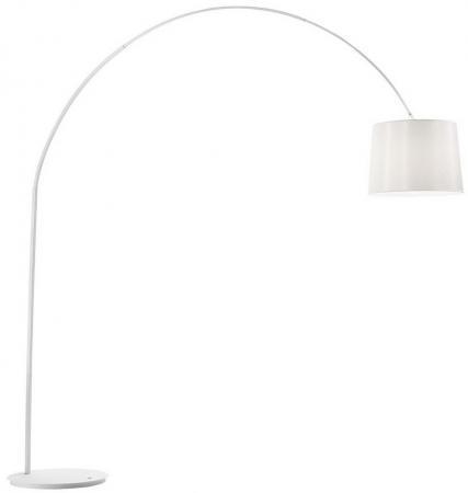 Торшер Ideal Lux Dorsale PT1 Total White стоимость
