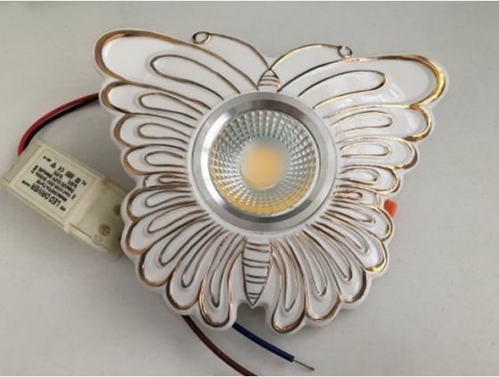 Встраиваемый светодиодный светильник MW-Light Круз 637015401