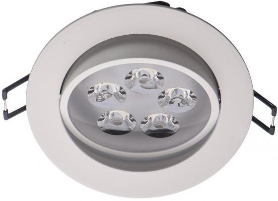 Встраиваемый светодиодный светильник MW-Light Круз 637015005