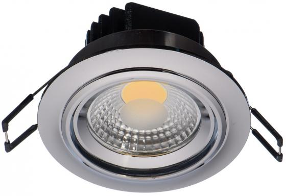 Встраиваемый светодиодный светильник MW-Light Круз 637015701