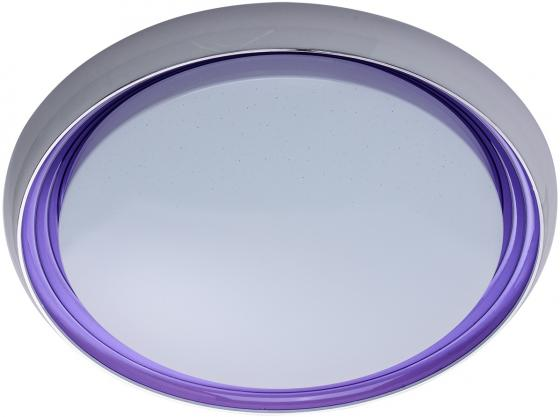 Потолочный светодиодный светильник с пультом ДУ MW-Light Ривз 674011701 цена 2017