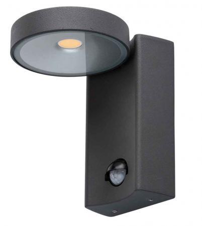 Уличный настенный светодиодный светильник MW-Light Меркурий 807022001 mw light уличный светодиодный светильник mw light уран 803041101