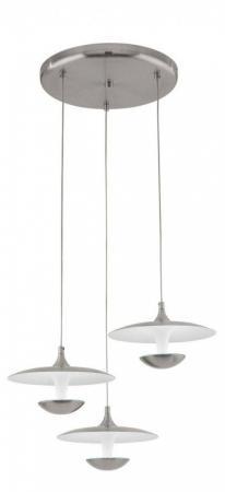 Подвесная светодиодная люстра Eglo Toronja 95959 подвесная светодиодная люстра eglo pontevedra 95394