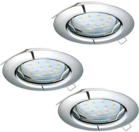 Встраиваемый светильник Eglo Peneto 94236 eglo встраиваемый светодиодный светильник eglo peneto 1 95894