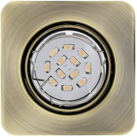 Встраиваемый светильник Eglo Peneto 94265 eglo встраиваемый светодиодный светильник eglo peneto 1 95894